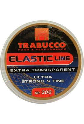 Trabucco Ellastic Line 200 Mt Yem İpi