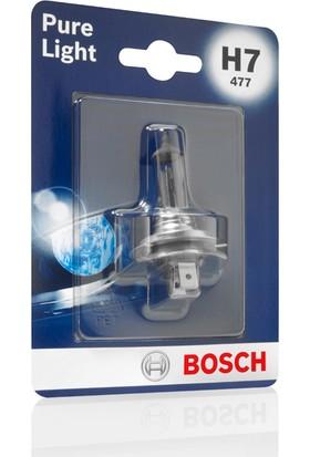 Bosch H7 Pure Light Oto Ampulu