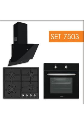 Mekappa Ankastre Set 7503
