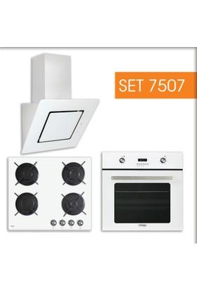 Mekappa Ankastre Set 7507