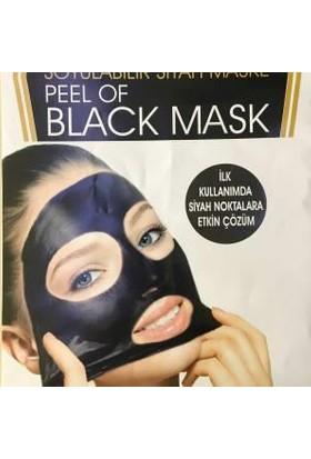 Naturface Black Mask Soyulabilir Siyah Maske Tüp 100Ml