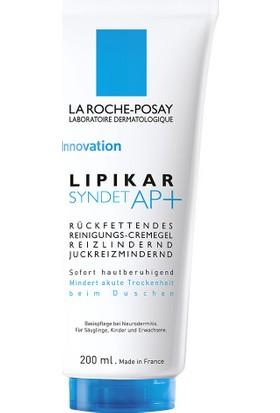 La Roche-Posay Lipikar Syndet Ap+ 200 Ml (Vücut Temizleme Jeli)