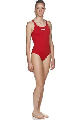 Arena Solid Swim Pro Bayan Yüzücü Mayosu