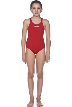 Arena Solid Swim Pro JR Çocuk Mayosu