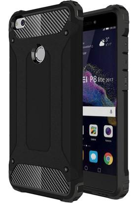 Microsonic Huawei P9 Lite 2017 Kılıf Rugged Ar