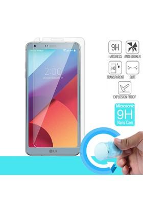 Microsonic LG G6 Nano Cam Ekran koruyucu film