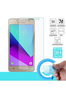 Microsonic Samsung Galaxy Grand Prime Plus Nano Cam Ekran koruyucu film