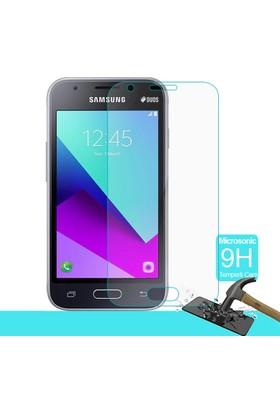 Microsonic Samsung Galaxy J1 Mini Prime Temperli Cam Ekran koruyucu film
