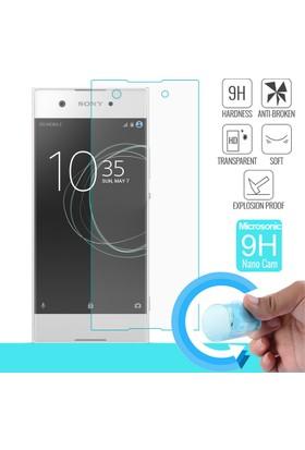 Microsonic Sony Xperia XA1 5.0'' Nano Cam Ekran koruyucu film