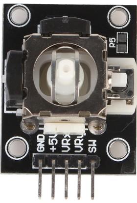 Ps2 Joystick Modülü Tekli Çift Eksenli Joystick Kartı Arduino