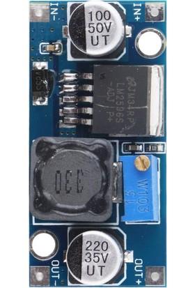 Step Down Modülü DC DC Voltaj Çevirici LM2596 Voltaj Düşürücü
