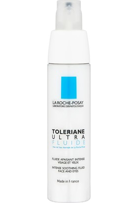 La Roche-Posay Toleriane Ultra Fluide Yoğun Yatıştırıcı Bakım 40Ml - Normalden Karmaya Dönük Ciltler