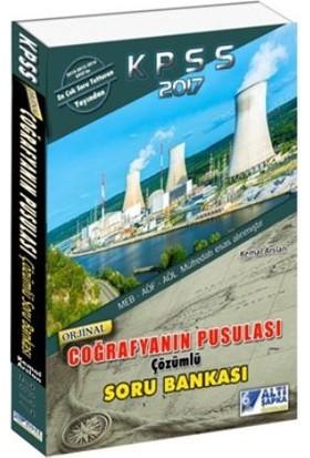 Altı Şapka Yayınları Kpss 2016 Coğrafyanın Pusulası Soru Bankası
