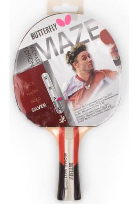 Butterfly Michael Maze Silver Masa Tenisi Raketi 85060