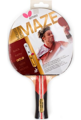 Butterfly Mıchael Maze Gold Masa Tenisi Raketi 85062