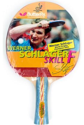 Butterfly Schlager Skill Masa Tenisi Raketi 2208705