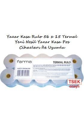 FarmaPazar Kağıt Rulo Termal 56x15