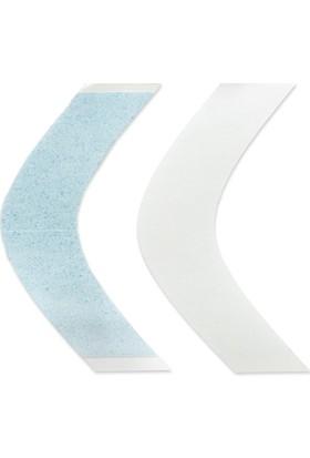 Walker Tape - Protez Saç Bandı - Blue Liner 20 Adet Oval