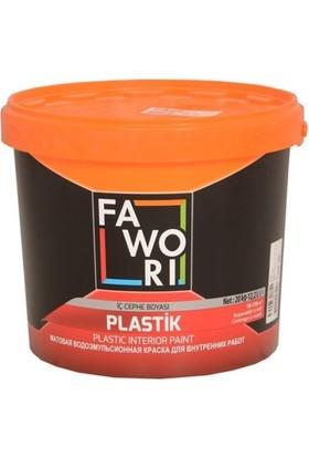 Fawori Plastik İç Cephe Duvar Boyası 20Kg Beyaz