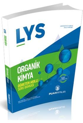 Puan LYS Organik Kimya Öğreten Akıllı Soru Bankası
