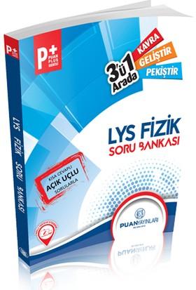 Puan Plus LYS Fzik Soru Bankası 3ü 1 Arada