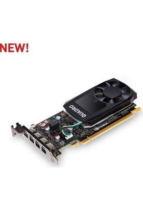 PNY Nvidia Quadro P600 2 GB 128Bit GDDR5 (DX12) PCI-E 3.0 Ekran Kartı VCQP600DVI-PB