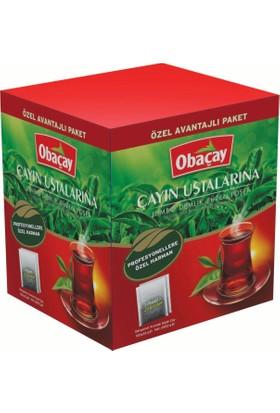 Obaçay Çayın Ustalarına 100 x 25G