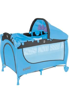 Kanz KZ8024 Handy Max Oyun Parkı Mavi