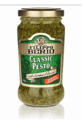 Filippo Berio Klasik Pesto Sosu 190 gr