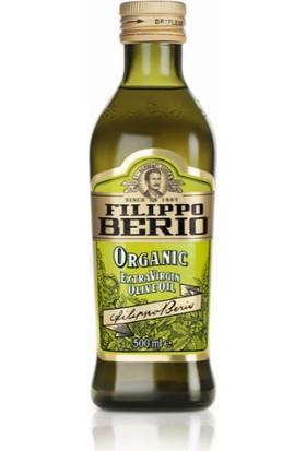 Filippo Berio Natürel Sızma Organik Zeytinyağı 500 ml