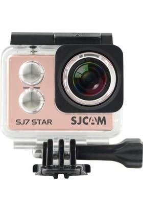 SJCAM SJ7 Star 4K Aksiyon Kamerası - Rose Gold