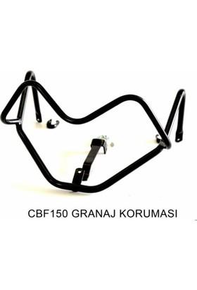 Ybs Honda CBF 150 Kafa ve Yan Grenaj Koruma Demiri