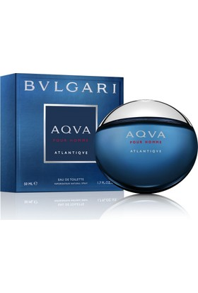 Bvlgari Aqva Atlantique Edt 50Ml Erkek Parfüm