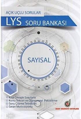 Aday Akademi Açık Uçlu LYS Soru Bankası (Sayısal)