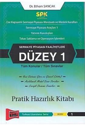 Yargı SPK Sermaye Piyasası Faaliyetleri Düzey 1 Pratik Hazırlık Kitabı