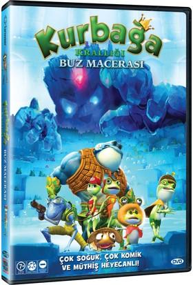 Kurbağa Krallığı: Buz Macerası Dvd
