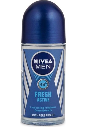 Nivea Fresh Roll-On 50Ml Erkek