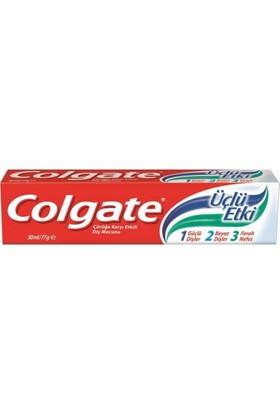 Colgate Diş Macunu Üçlü Etki 50 Ml