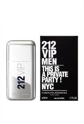 Carolina Herrera 212 Vip Edt 50Ml Erkek Parfüm