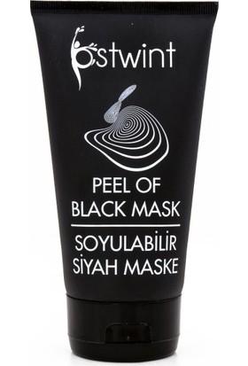 Ostwint Soyulabilir Siyah Maske 150Ml