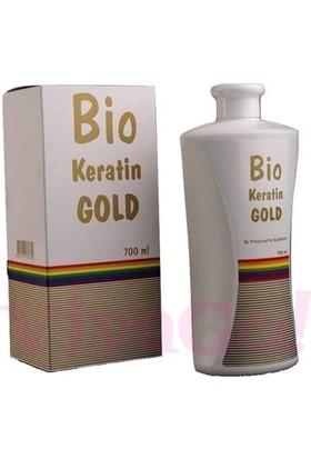 Bio Keratin Gold Kalıcı Brezilya Fönü 700 ML
