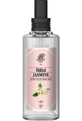 Rebul Jasmine - Yasemin Kolonyası 100 Cc (Cam Şişe) Spreyli