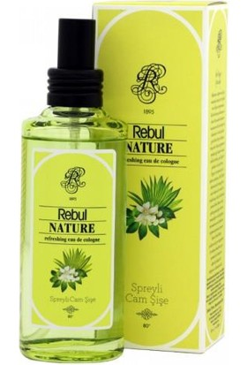 Rebul Nature Sprey Kolonya 100Ml
