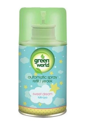 Green World 250 Ml Oto.Mak.Yed Tatli Ruya