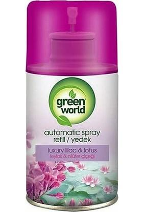 Restorex Green World Makine Yedeğı Leylak&Nilüfer Çiçeği