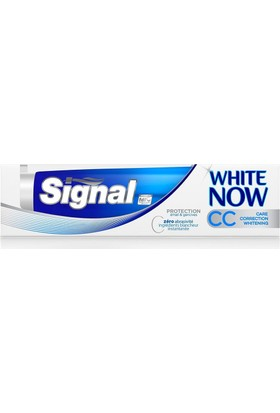 Signal White Now Cc Diş Macunu 75 Ml