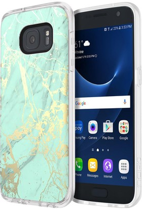 Incipio Marble Tasarım Samsung Galaxy S7 Arka Kapak