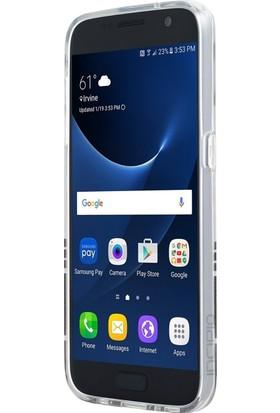 Incipio Wesley Strıpes Tasarım Samsung Galaxy S7 Arka Kapak Işıltılı
