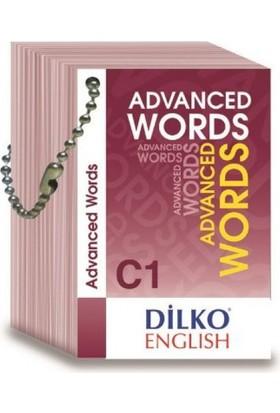 Dilko C1 Advanced Words Kelime Kartı