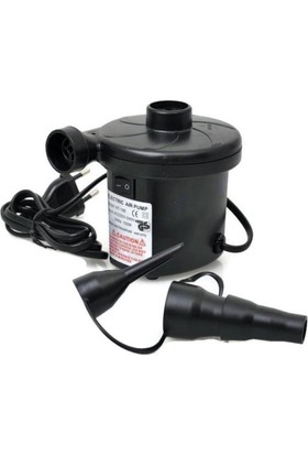 Altis P300 Elektrikli Şişme Ürünler Pompası / 3 Farklı Şişirme Uçlu / 220V Electric Air Pump